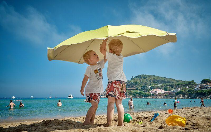 Cala de la fosca Spanje - Spaans voor kinderen