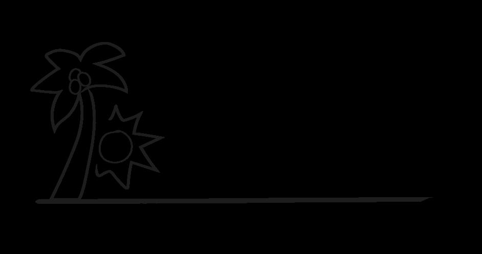 Caribespaans Logo zwart PNG